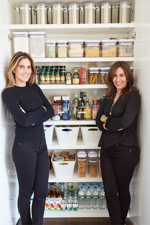 Lara Metz and Barbara Reich - Organized Healthy Kitchen