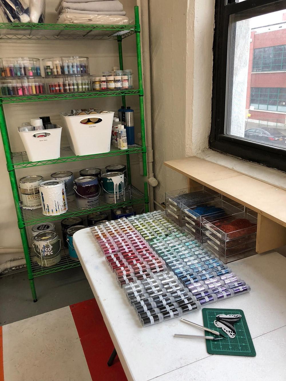Artist Studio / After