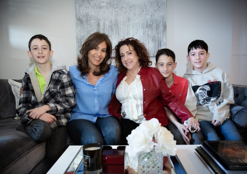 Three's a Crowd: A Single Mom, Her Triplets, and a One Bedroom Apartment