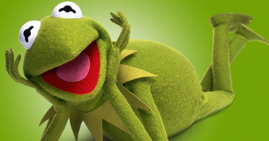 Earth Day Kermit