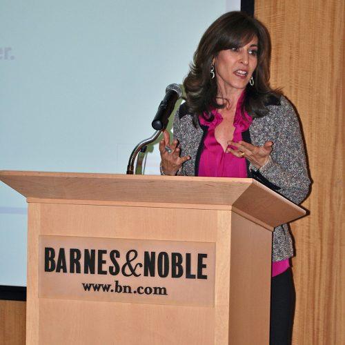 Barbara Reich Speaks